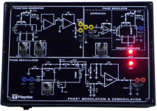 PHASE MODULATION & DEMODULATION KIT